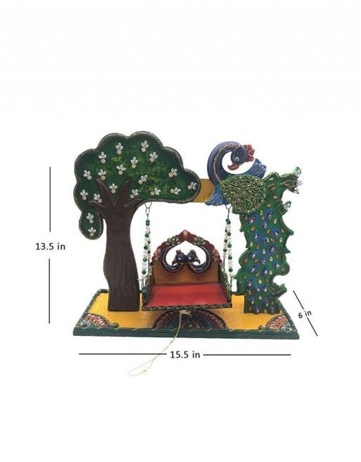 TREE PEACOCK JHULA