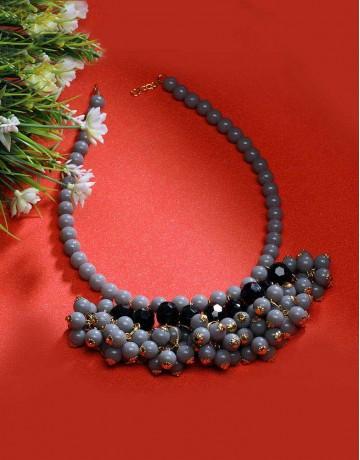 Handmade Casual Designer Beaded Necklace